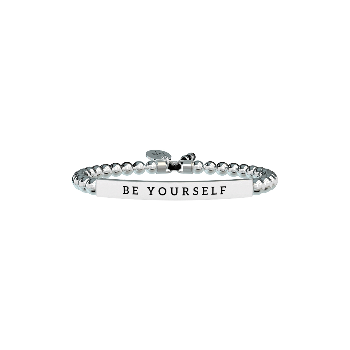 Bracciale KIDULT Philosophy acciaio 316L 731375 Be yourself