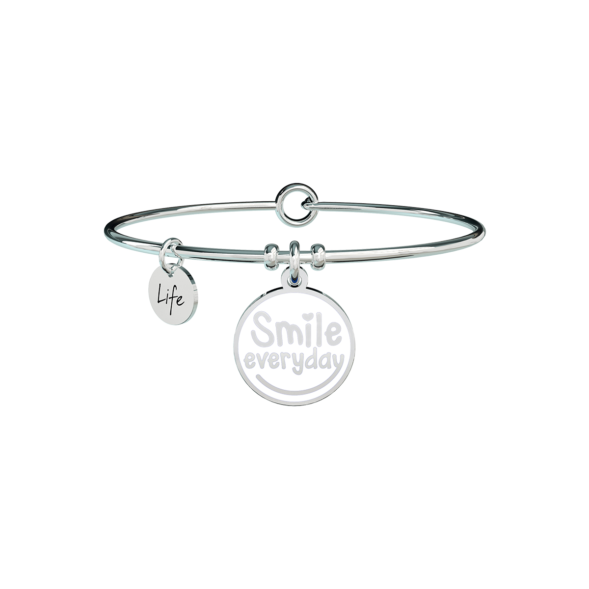 Bracciale KIDULT 731612 philosophy acciaio 316L smile everyday