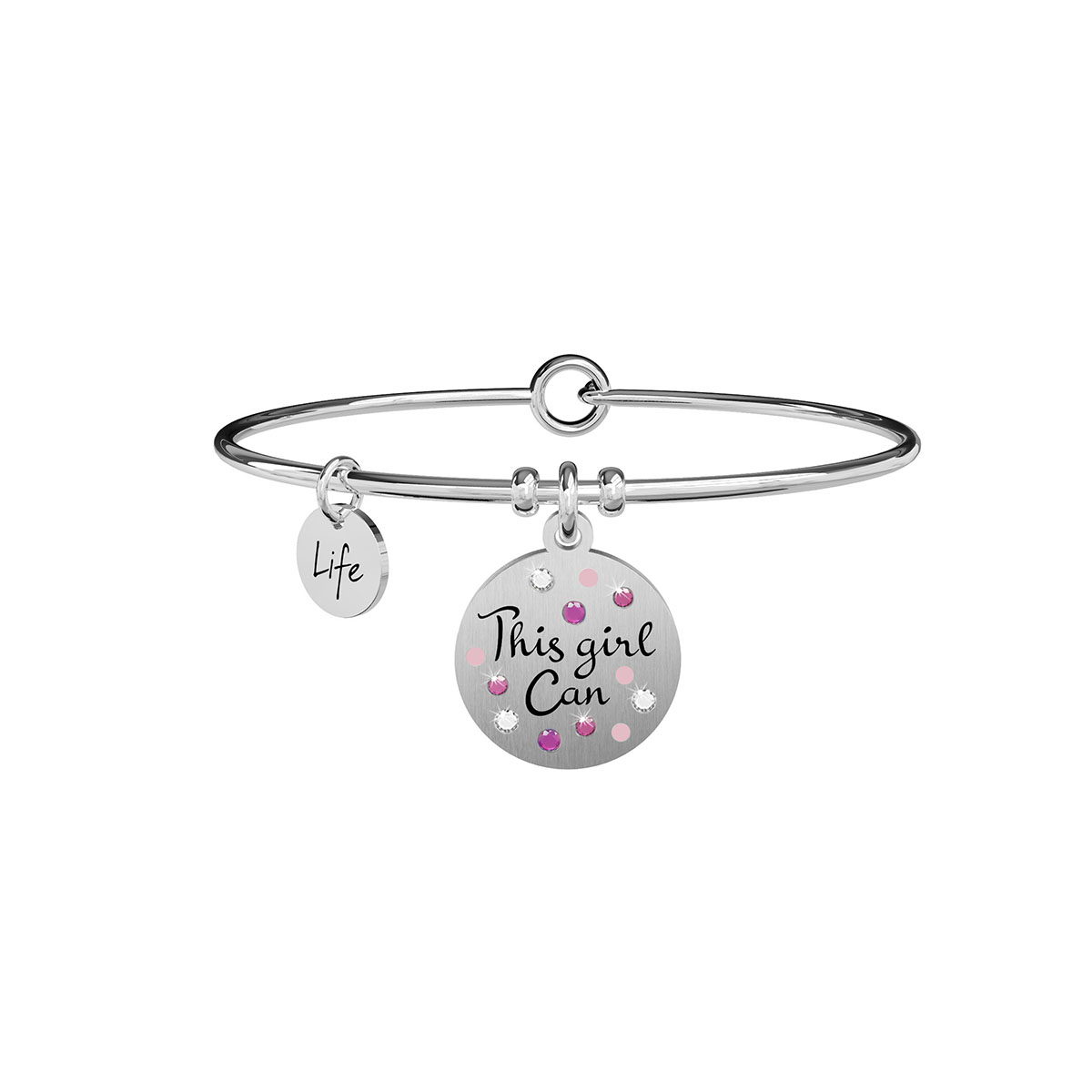 Bracciale Kidult Donna 731894 this girl can