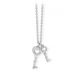 2 jewels outlet collana donna 251587 collez Petite cle'