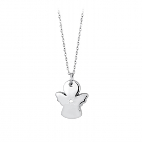 2 jewels outlet collana donna angelo acciaio 251337 collez.Puppy