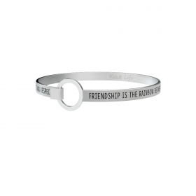 Bracciale KIDULT love acciaio 316L - 731305  FRIENDSHIP IS....