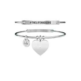 Bracciale KIDULT Love acciaio 316L 731453 thelifehuggers