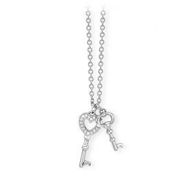 2 jewels outlet collana donna  251586 collez Petite cle'