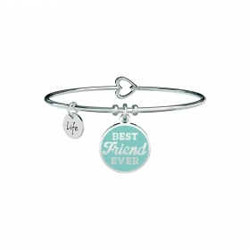 Bracciale KIDULT 731614 Love acciaio 316L best friend ever