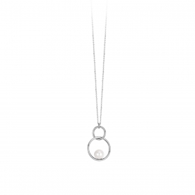 2 jewels 251690 collana acciaio coll  Pearl Planet