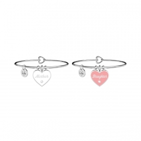 Bracciale Kidult Mother Daughter Amore Infinito 731719