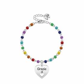 "Kidult 731830 new collection love ""Cuore grazie"""