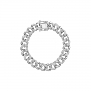 Mabina new collection 533380-S bracciale argento e zirconi