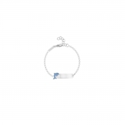 Mabina new collection 533386 bracciale argento