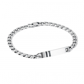 2 jewels 231411 Bracciale uomo in acciaio coll. Herby